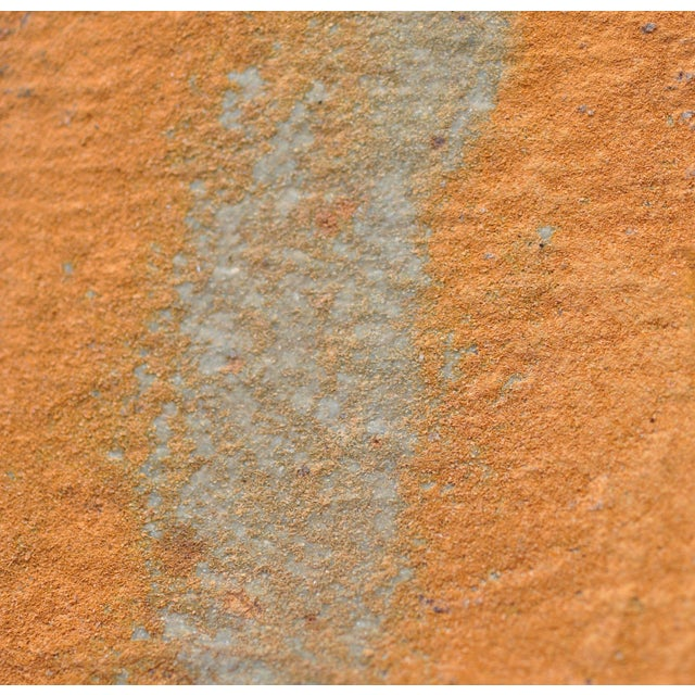 "2010s Gaétan Caron ""Texture 2: Ochre"" Coastal Maine Photograph, 2013 For Sale - Image 5 of 5"