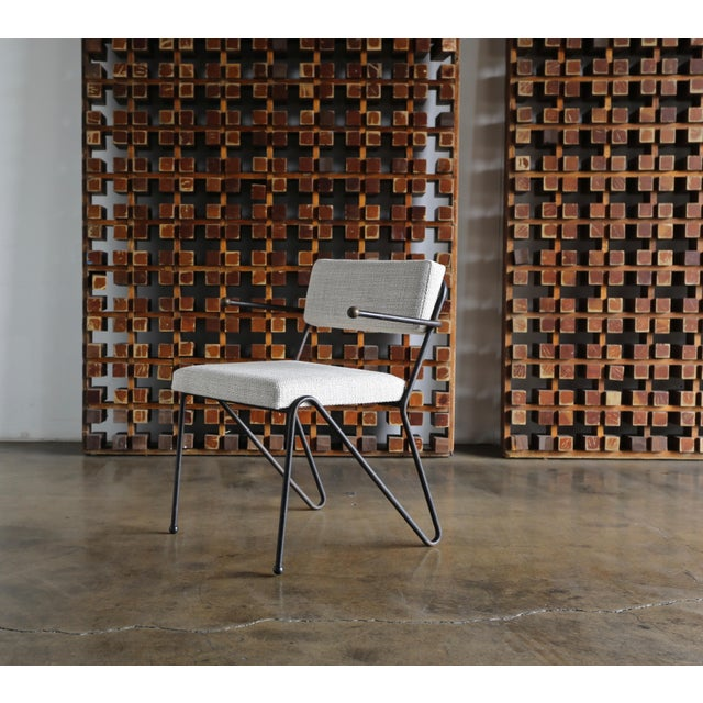 George Kasparian Dining Chairs, Circa 1950 For Sale - Image 9 of 11
