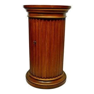 1950s Drexel Heritage Storage Pedestal Et Cetera Cabinet For Sale