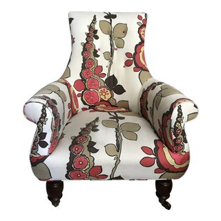 Anthropologie Floral Astrid Chair For Sale