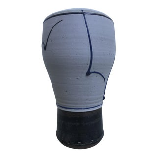 Modern Studio Pottery Vase