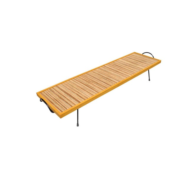Mid-Century Modern Laverne Bench/Coffee Table by Katavolos, Littell and Kelly For Sale - Image 10 of 10