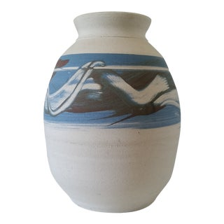 1980s Desert Valley Pottery Vase