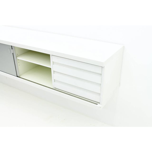 1960s Floating Sideboard by Horst Bruning, Behr, 1960s For Sale - Image 5 of 8