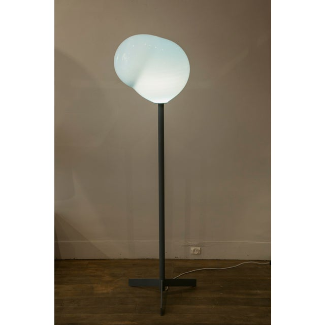"2010s ""Nubes"" Floor Lamp, Galerie Blanchetti Edition 2018 For Sale - Image 5 of 8"