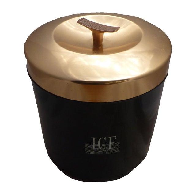 Mid-Century1970s Ice Bucket For Sale