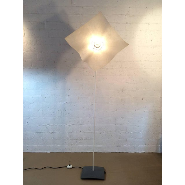"Mid-Century Modern ""Area"" Floor Lamp Designed by Mario Bellini for Artemide For Sale - Image 3 of 10"