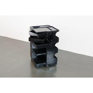 20th Century Minimalist Joe Columbo Boby Storage Cart Preview