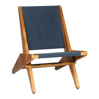 Crosby Folding Chair For Sale