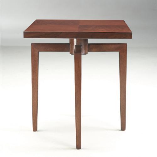 The Edgard table by Studio Van den Akker is shown in Walnut, with a checkerboard top. The Edgard can be created in a...