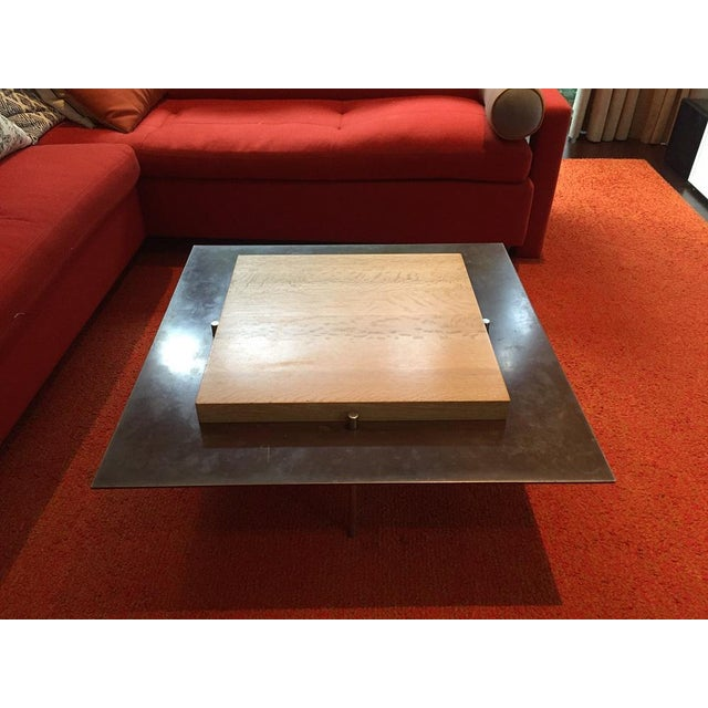 Morlen Sinoway Contemporary Cocktail Table For Sale - Image 4 of 7