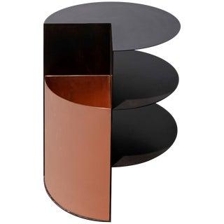 Total Garbage Side Table Planter by Birnam Wood Studio For Sale