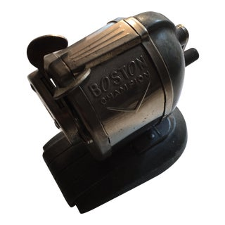 1960s Boston Champion Pencil Sharpener