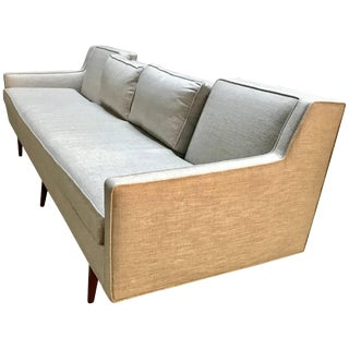 Stunning Gio Ponti for Singer & Sons Four-Seat Sofa For Sale