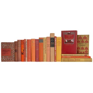 Exploring Asia Book Set, (S/20) For Sale