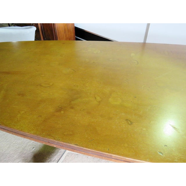 Late 20th Century 20th Century Italian Techno Style Dining Table For Sale - Image 5 of 9