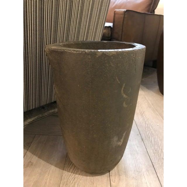 1900 - 1909 Smelting Pot For Sale - Image 5 of 5