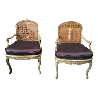 Mid 19th Century Highland Fauteuil Chair - a Pair For Sale