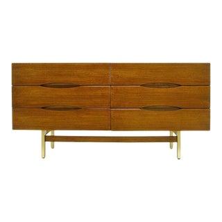 Mid Century Modern American of Martinsville 6 Drawer Dresser For Sale