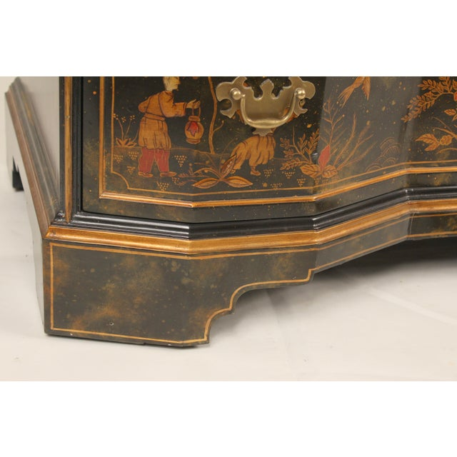 Chinoiserie Maitland Smith Decorated Chest of Drawers For Sale In Los Angeles - Image 6 of 13