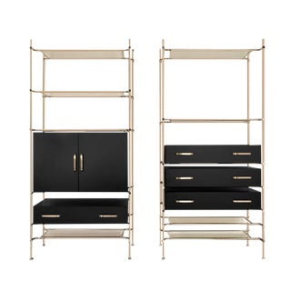 Mulligan Bookcase From Covet Paris For Sale