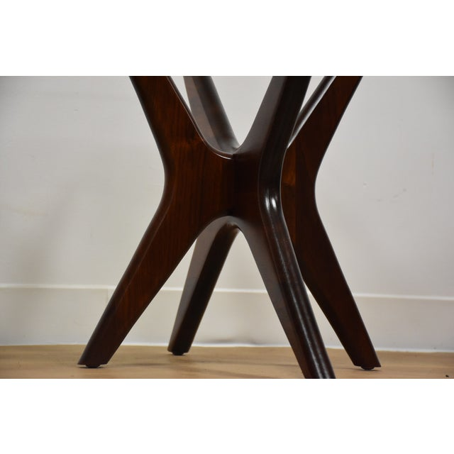 Adrian Pearsall Jacks End Tables - A Pair - Image 8 of 9