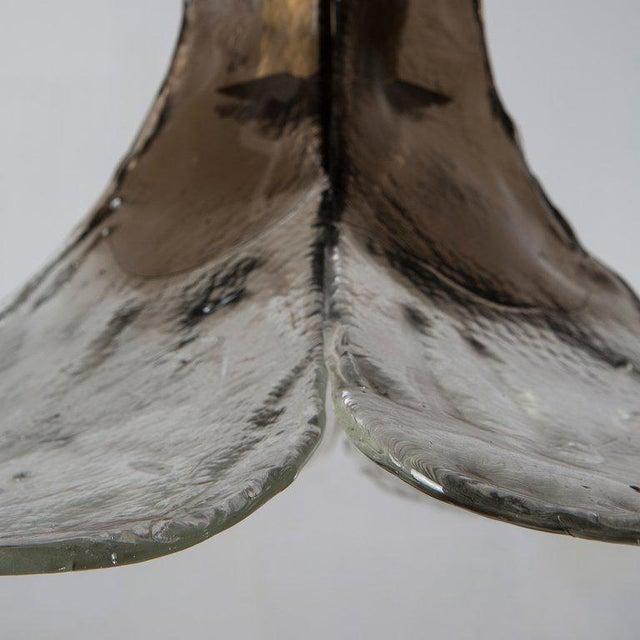 Carlo Nason Pendant lamp by Carlo Nason for Mazzega For Sale - Image 4 of 9
