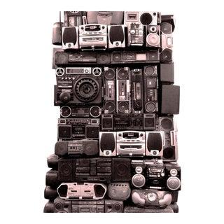 Harlem New York City Boom Box Photograph