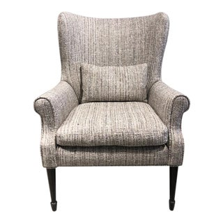Windsor Smith Paloma Wing Chair for Century Furniture For Sale