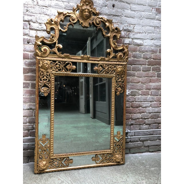 Magnificent Régence Mirror For Sale - Image 12 of 13