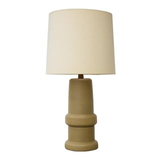Large Ceramic Table Lamp by Gordon and Jane Martz for Marshall Studios