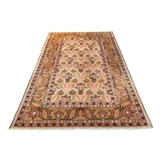Farahan Style Wool Rug For Sale
