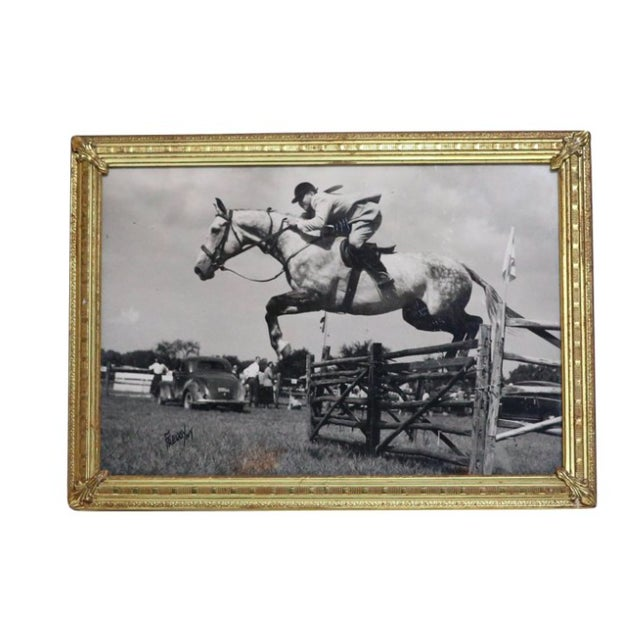 1927 Equestrian Photograph by Harry Freudy - Image 1 of 4