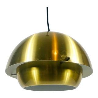 1970s Mid-Century Modern Pendant Lamp by light, Denmark For Sale