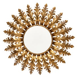 Image of Gold Leaf Mirrors