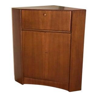 1950s Vintage Nathan Furniture Teak Cabinet For Sale