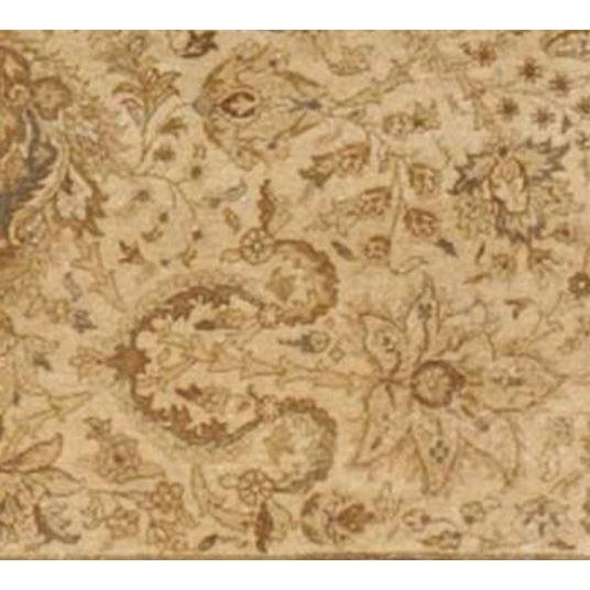 Artistry in neutral color, heritage and cultured pattern are masterfully intertwined to re create this one of a kind...
