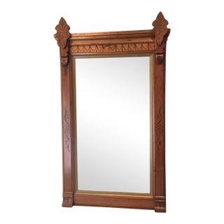 Eastlake Style Victorian Mirror For Sale