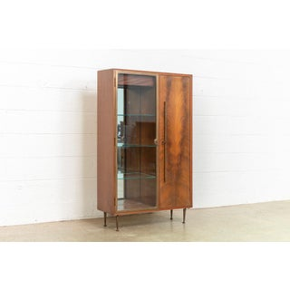 Mid Century Italian Bronze Bar Cabinet Preview