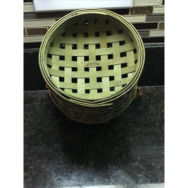 Hand-Woven Basket - Image 5 of 5
