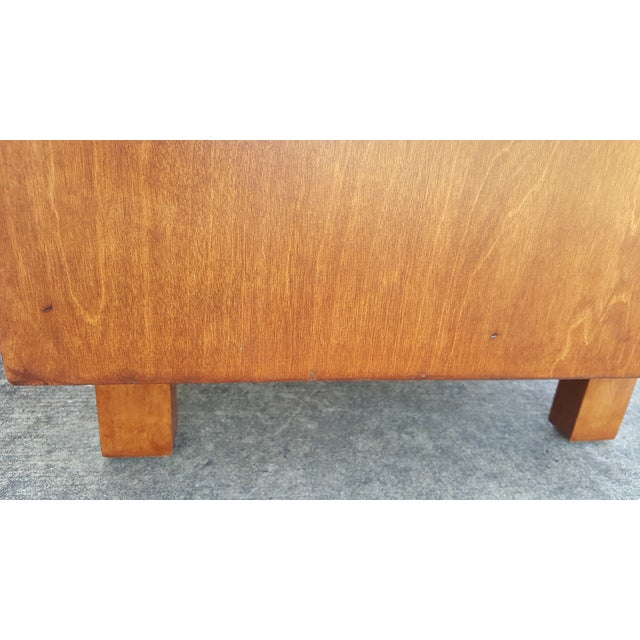 Mid Century Edmond Spence Credenza Cabinet For Sale - Image 11 of 13