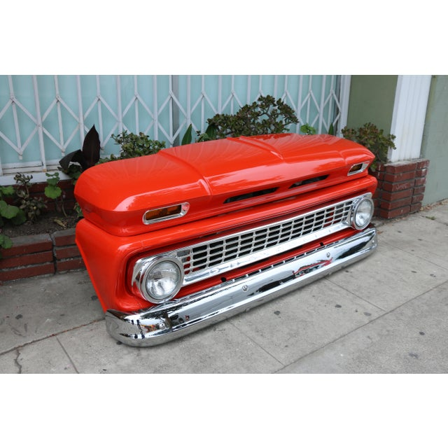 Chevrolet 1963 Truck Bumper For Sale - Image 4 of 8