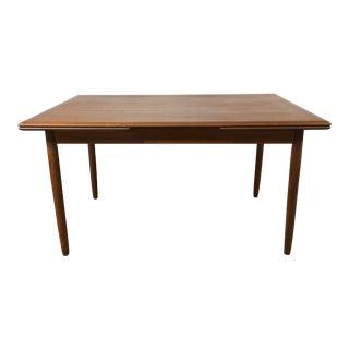 Danish Mid Century Teak Dining Table - Vera