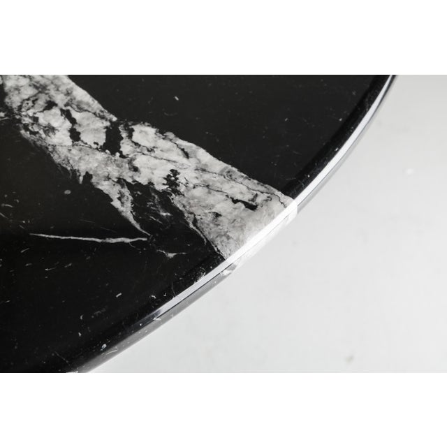 Stone Mangiarotti Eros Marble Dining Table For Sale - Image 7 of 10