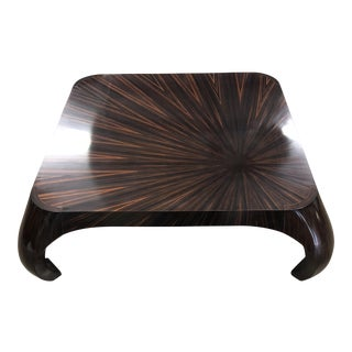 Theodore Alexander Luohan Cocktail Table
