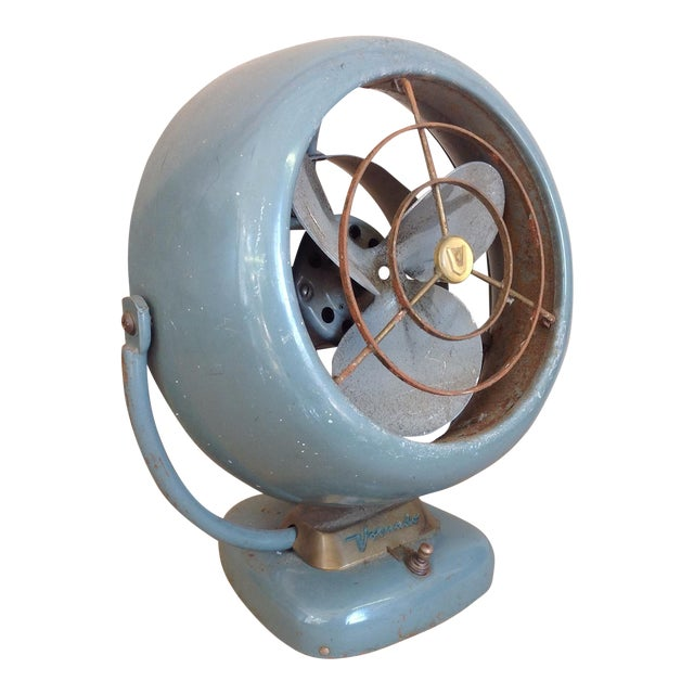 Vintage Vornado Electric Industrial Fan - Image 2 of 8