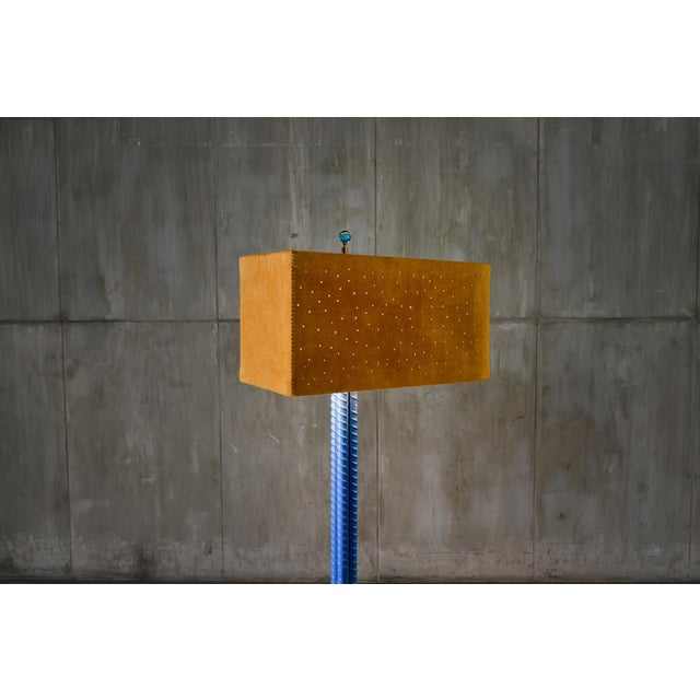 Abstract Constellation Floor Lamp by Artist Troy Smith - Contemporary Design - Artist Proof - Limited Edition For Sale - Image 3 of 3