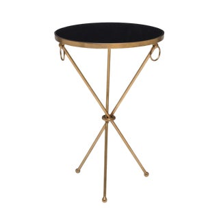 Modern Marmont Tripod Table For Sale