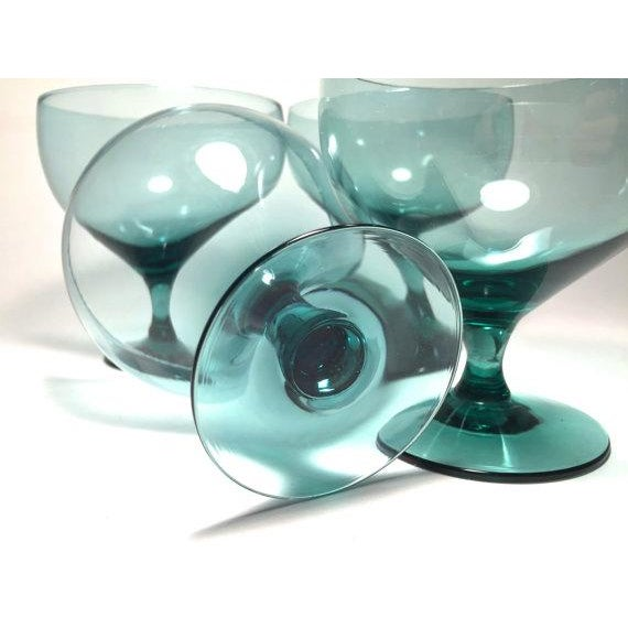 Russel Wright American Modern Goblets - Set of 4 - Image 6 of 6