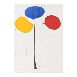 """Richard Diebenkorn, """"Tri-Color"""", Aquatint With Etching For Sale"""
